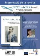 Cartell presentació Singladures 32