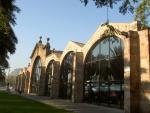 Façana del Museu Marítim de Barcelona