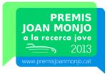 Logo dels Premis Joan Monjo