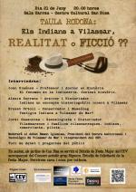 Cartell Taula Rodona Indians